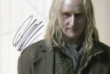 Tony Curran, Datak Tarr in Defiance, signed 12x8 inch photo.